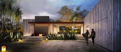 Habitech SIP House. Grand Designs NZ episode 8. Alessandro Quadrelli Architect NZ